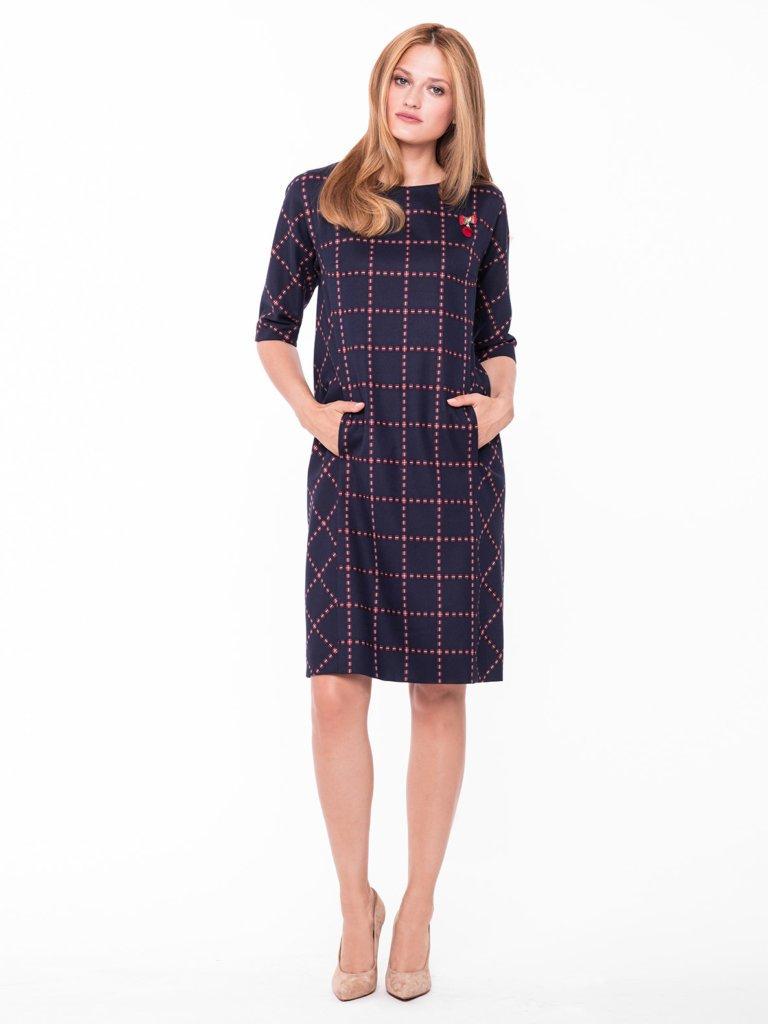Dress CLARET