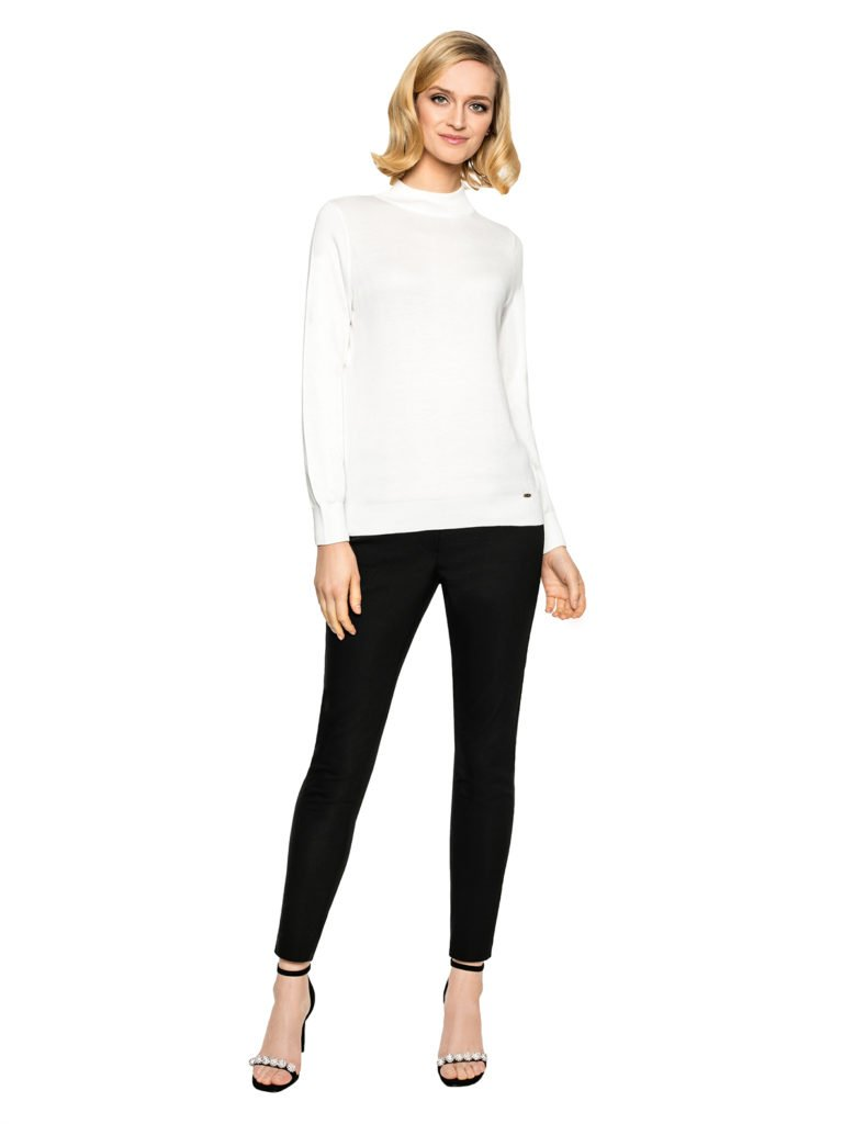 Sweater ARDEN white