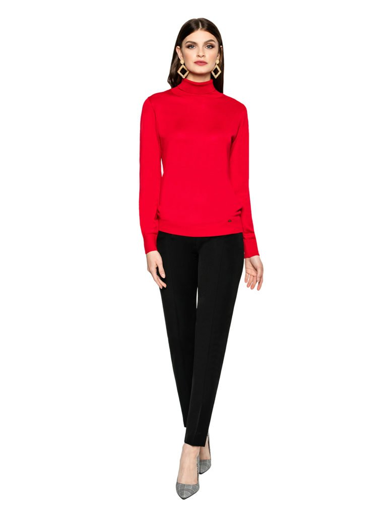 Sweater ARDEN red