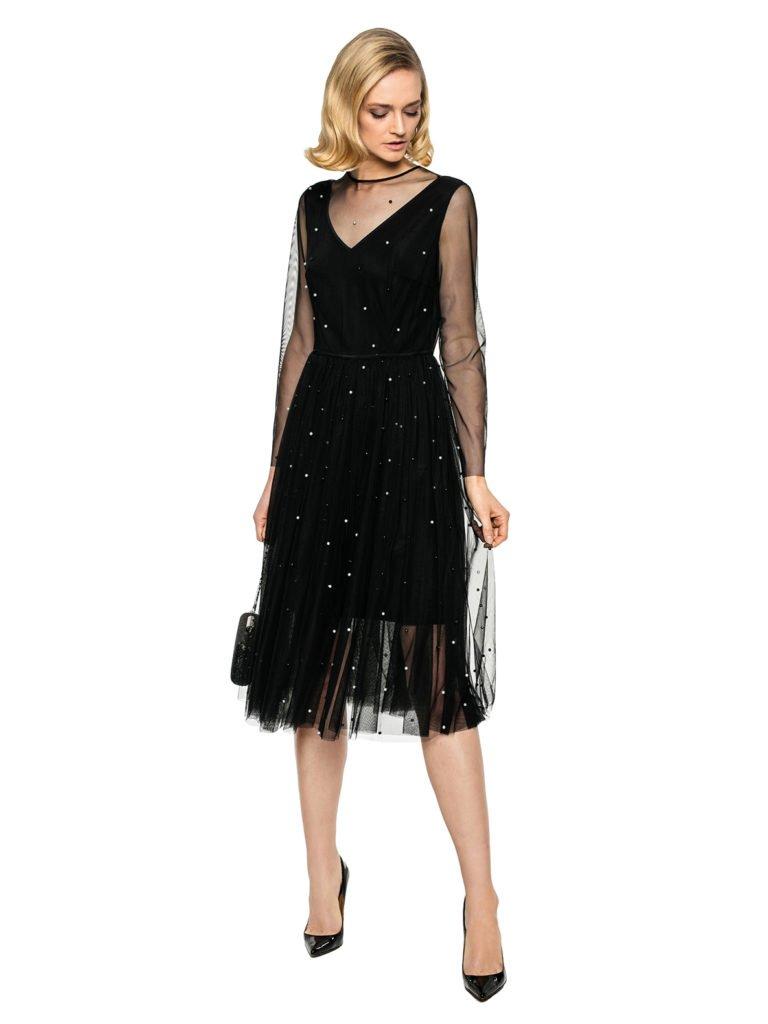 Dress CINDERELLA black