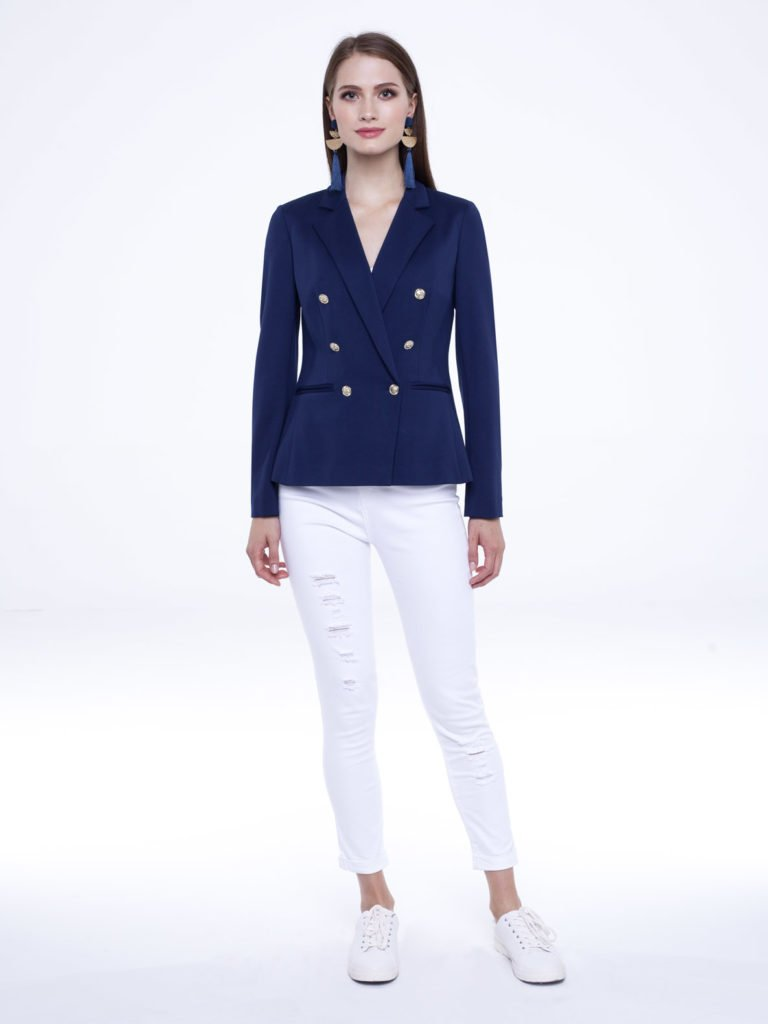 Jacket Pilar navy blue