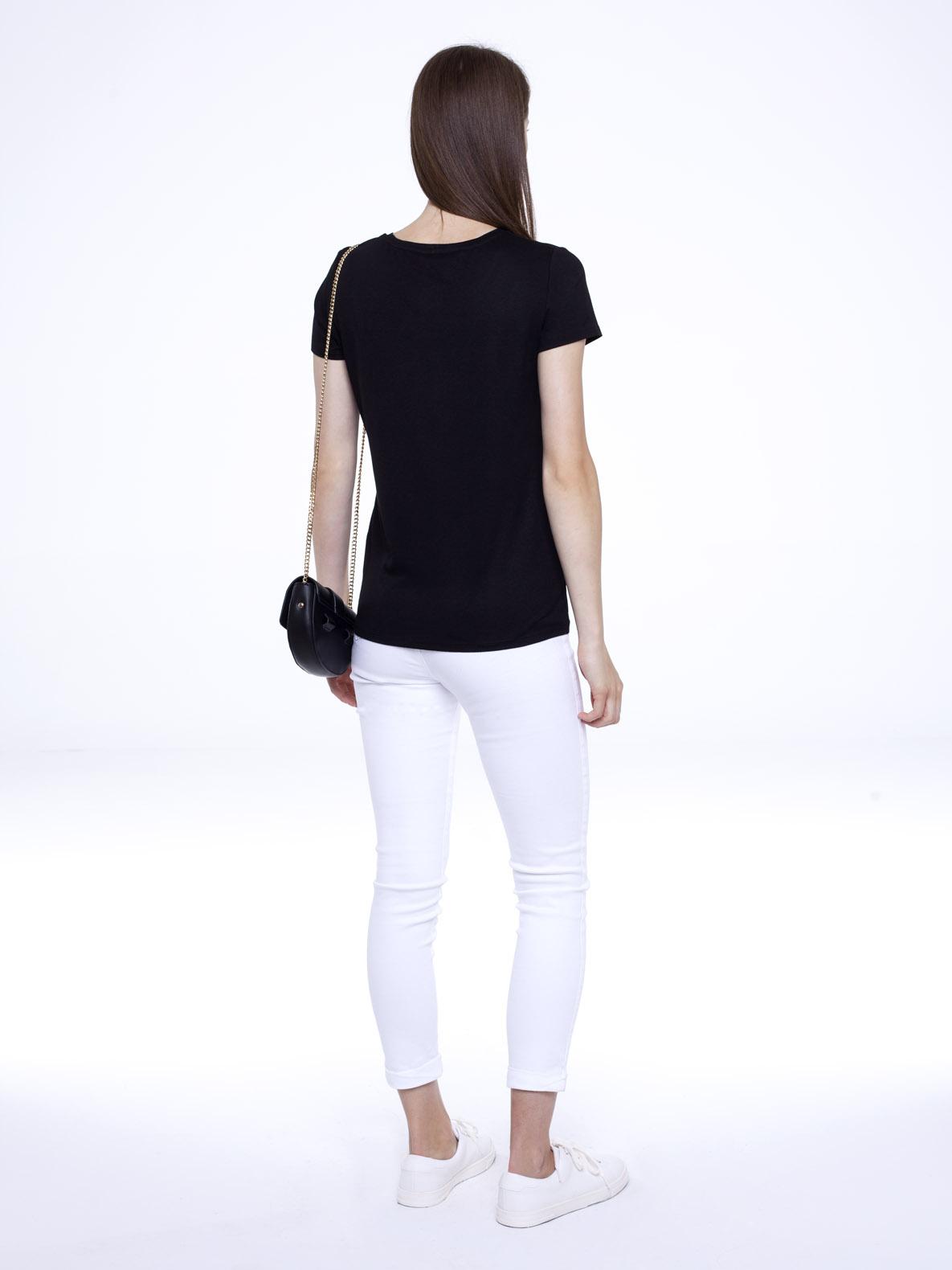 T-shirt She black