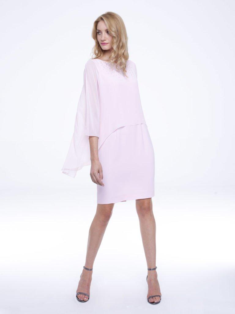 Dress Irina pink