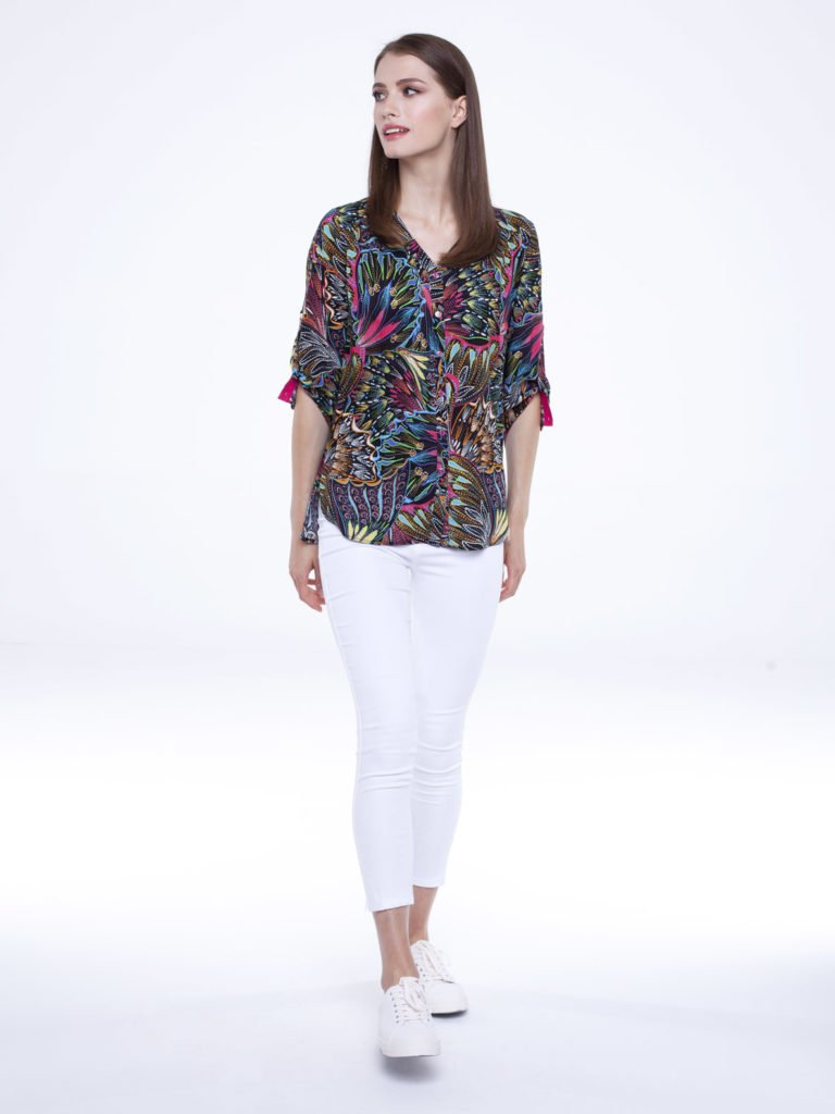 Blouse Seo long sleeve