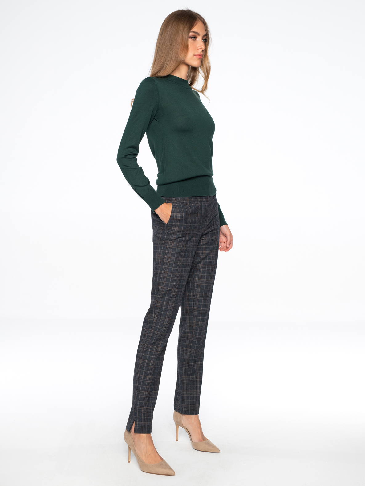 Sweater Donna green