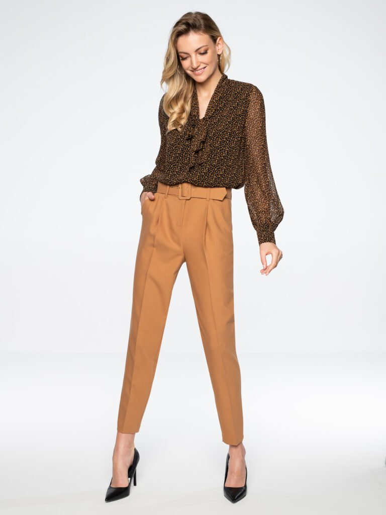 Trousers Mocca