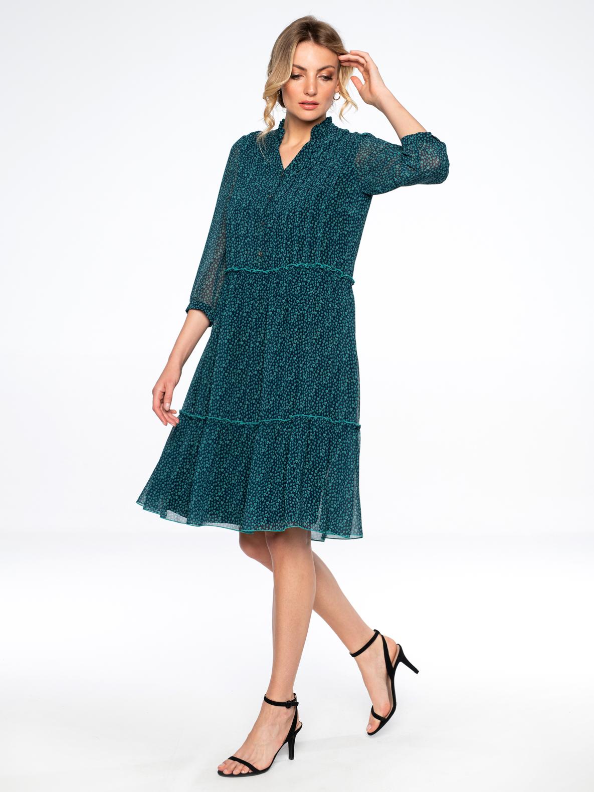 Dress Vienna green