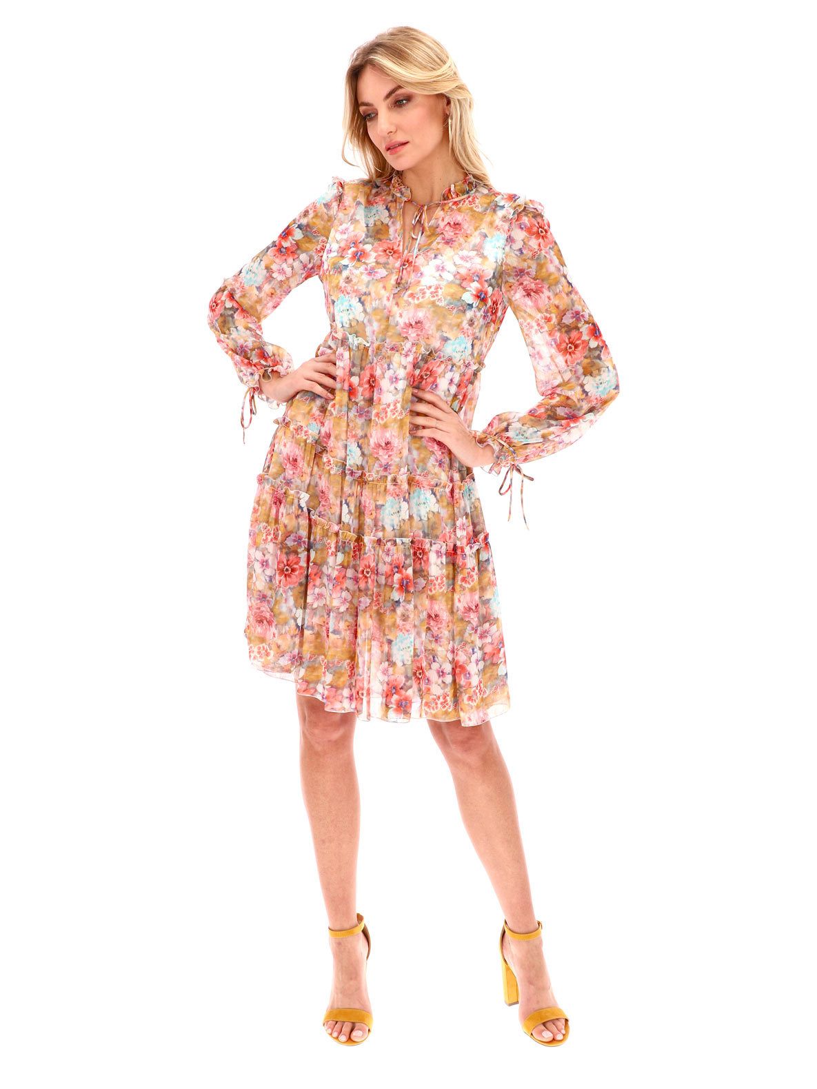 Dress Sofia pink